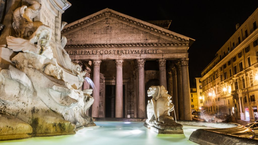 myapartsuite-rome-pantheon