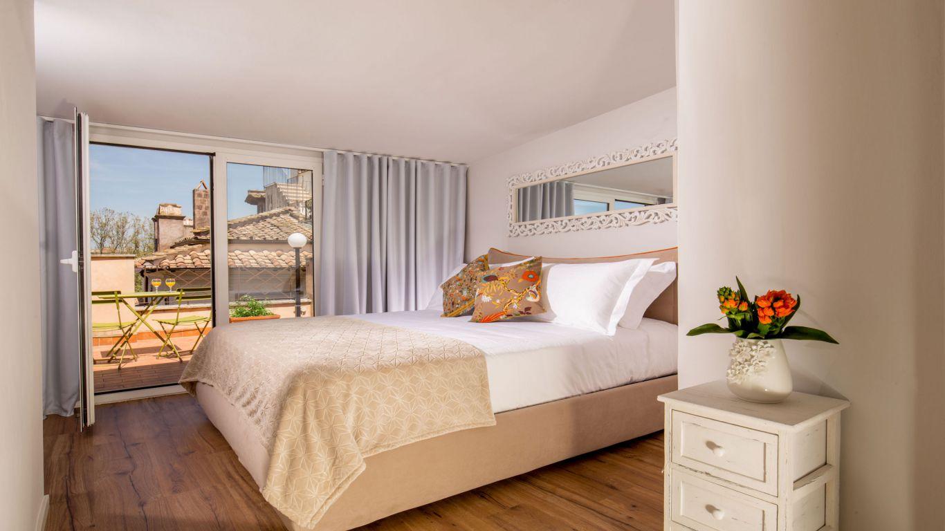 myapartsuite-rome-luxury-navona-apartment-living-room