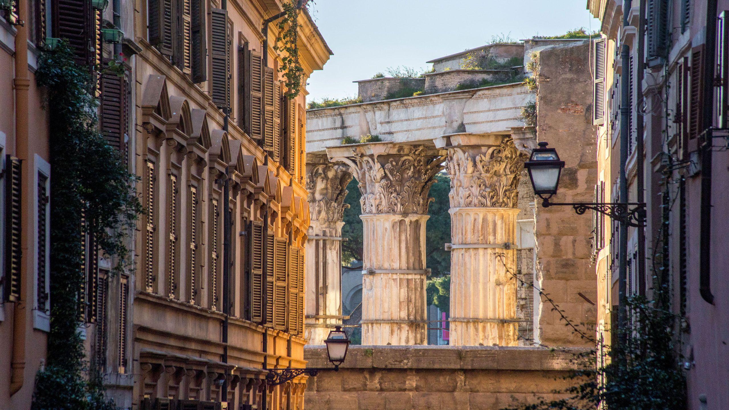 myapartsuite-rome-roman-forum
