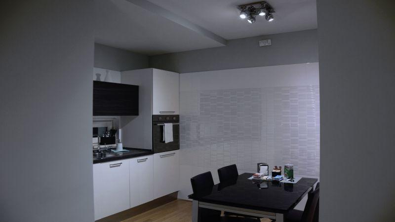 myapartsuite-rome-trastevere-black-white1-apartment-kitchen